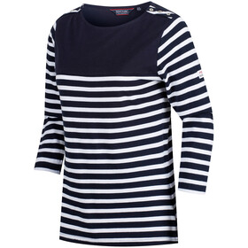Regatta Pandara LS T-Shirt Women Navy